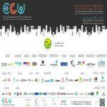 *الرياض تستضيف إ نطلاقة  المعرض والمؤتمر الدولي الثالث لعالم التجارة الإلكترونية والمدن الذكية*