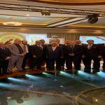 حفل استقبال السفير المصري هشام فتحي في جدة