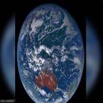"""من قارة إلى أخرى.. صور فضائية لكارثة """"جنوب الكرة الأرضية"""""""