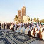 فرع وزارة العمل والتنمية الاجتماعية بمنطقة مكة المكرمة يثري فعاليات الحديقة الثقافية