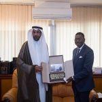 الأمين العام لرئاسة الجمهورية بالكاميرون يلتقى سفير خادم الحرمين