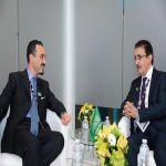 الأمير خالد بن بندر يفتتح جناح وزارة التعليم في معرض بت لندن 2020