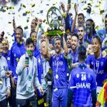 الهلال السعودي أفضل نادي في آسيا في السنوات العشر الأخيرة