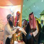 سمو نائب أمير المدينة المنورة يُدشن مهرجان الثقافات والشعوب التاسع بالجامعة الإسلامية