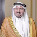 سمو الأمير فيصل بن مشعل يدشن حملة الوقاية من فايروس كورونا في القصيم