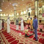 الشؤون الإسلامية بنجران تكمل استعداداتها لفتح الجوامع والمساجد للمصلين