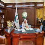 وزراء خارجية دول منظمة التعاون الإسلامي يعقدون اجتماعاً استثنائياً افتراضياً بشأن تهديد حكومة الاحتلال الإسرائيلية