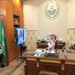 المجلس المحلي بينبع يناقش خطة عمل البلدية للمدة القادمة
