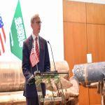 وزير الدولة للشؤون الخارجية : المملكة تعمل مع الولايات المتحدة لمنع إيران من تصدير الأسلحة وعلى المجتمع الدولي تمديد حظر بيع الأسلحة لإيران