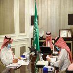 سمو وزير الخارجية يُشارك في الاجتماع الوزاري العربي الصيني