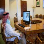 وكيل وزارة الخارجية لشؤون الدبلوماسية العامة يلتقي وكيل وزارة الخارجية للشؤون الدبلوماسية بسلطنة عمان