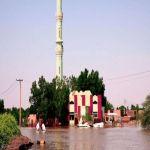 فيضانات السودان تقتل 63 شخصا