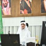 رئيس جامعة الباحة يرأس الجلسة الثالثة لمجلس الجامعة للعام الحالي