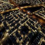 أمانة المدينة المنورة تستكمل المرحلة الأولى من مشروع تأهيل إنارة الطرق والأحياء السكنية