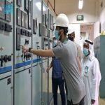 شؤون الحرمين تنفذ تجربة التغذية الكهربائية للتأكد من جاهزية كهرباء المسجد الحرام