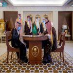 سمو الأمير فيصل بن مشعل يرعى توقيع مذكرة تفاهم بين جامعة القصيم وبرنامج الأمن الفكري