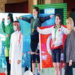 السعودية تنتزع المركز الثالث في منافسات الشباب