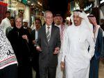خالد الفالح ومدير MIT يطلعون على مهرجان جدة التاريخية