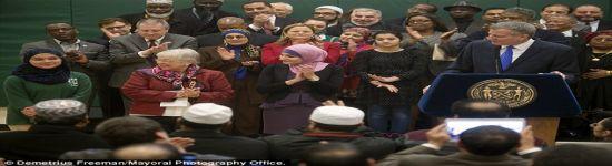 نيويورك تعتمد العيدين الإسلاميين عيد الفطر وعيد الأضحى إجازة معتمدة في مدارسها